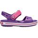 Crocs Crocband Sandalen Kinderen violet